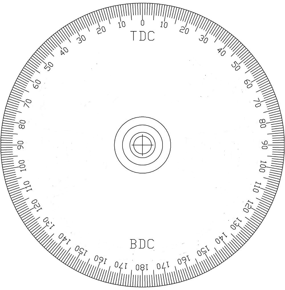 It is a graphic of Peaceful Printable Degree Wheel