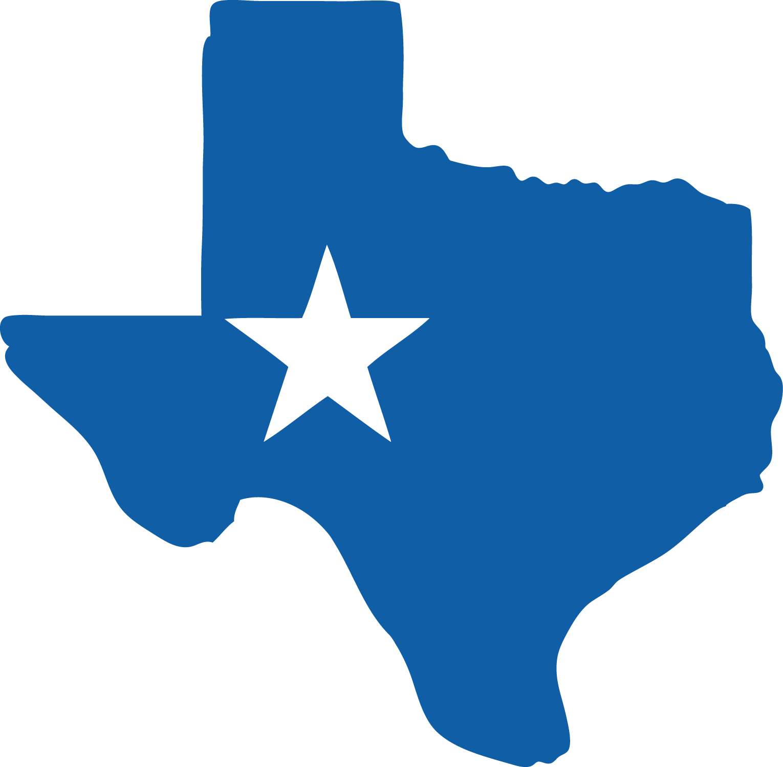 Texas Outline Clipart - Free Clipart Images