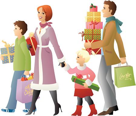 holiday shopping essay