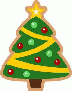 Christmas Cookie Clip Art - ClipArt Best