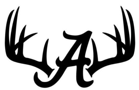 Deer Logo Antlers Clipart - Free to use Clip Art Resource