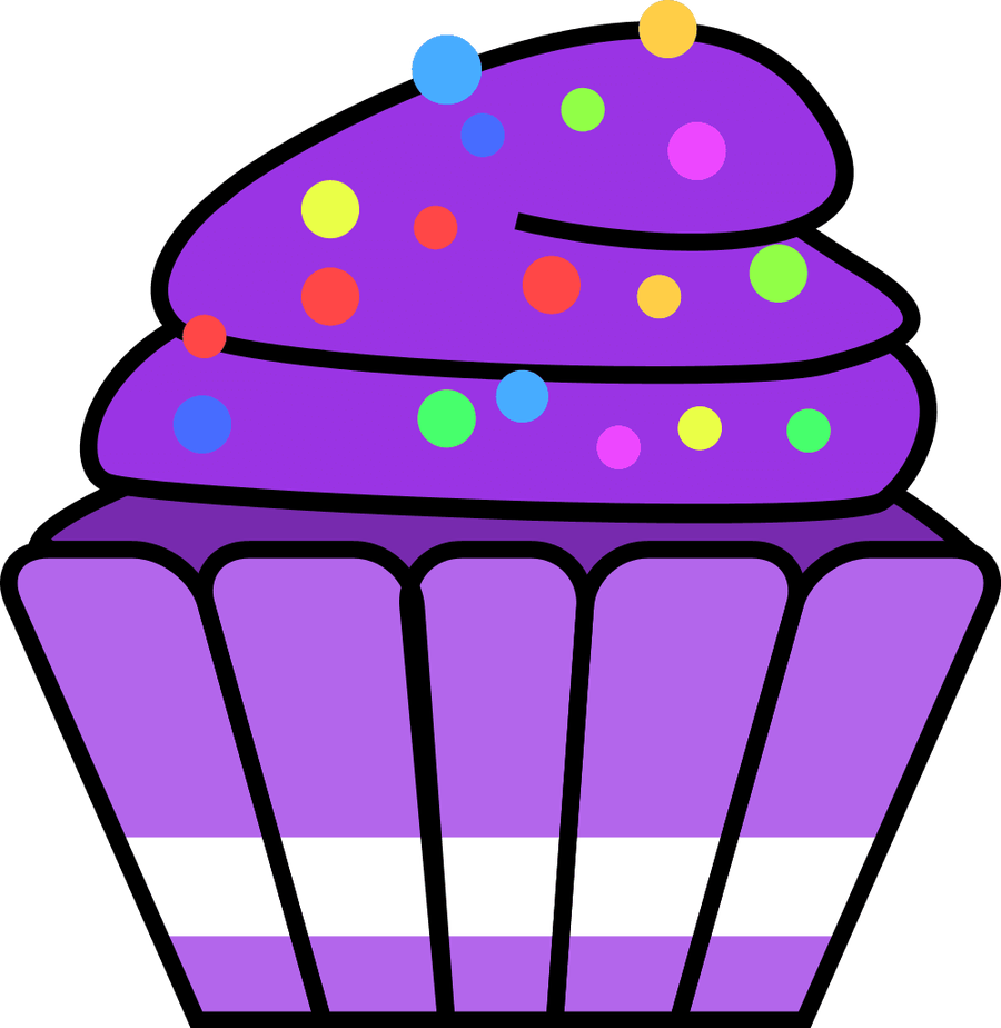 Purple Cake Clipart : Purple cupcake clipart - ClipArt Best - ClipArt Best
