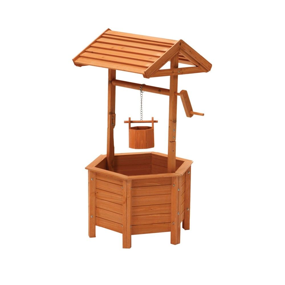 WOODEN WISHING WELL | Poundstretcher - ClipArt Best ...