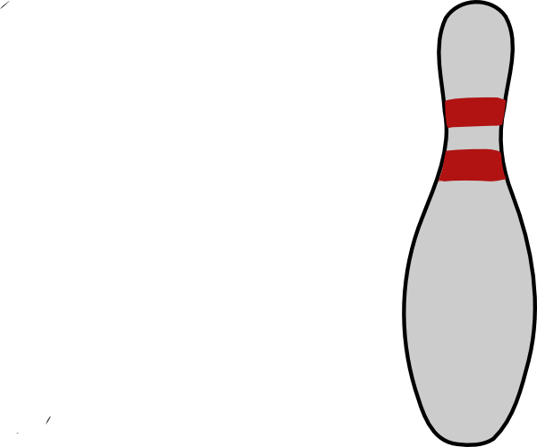 bowling pin template printable . Free cliparts that you can download ...