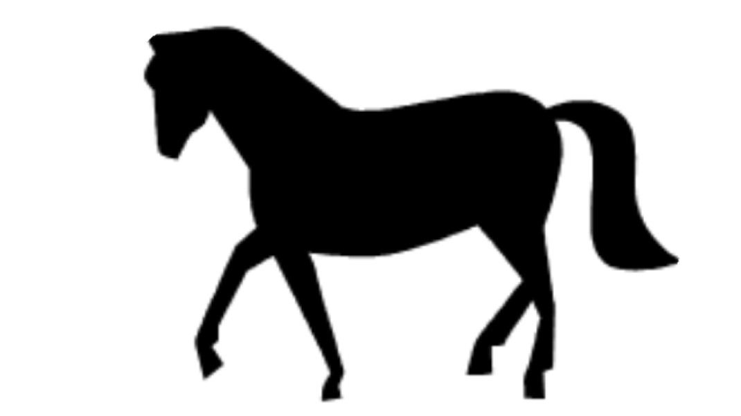 Horse and rider silhouette clip art horse riding clip art