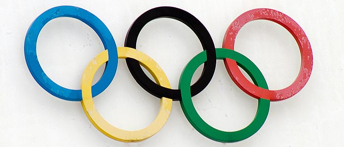 Olympic Rings Logo - The Most Perfect Logo Ever Designed