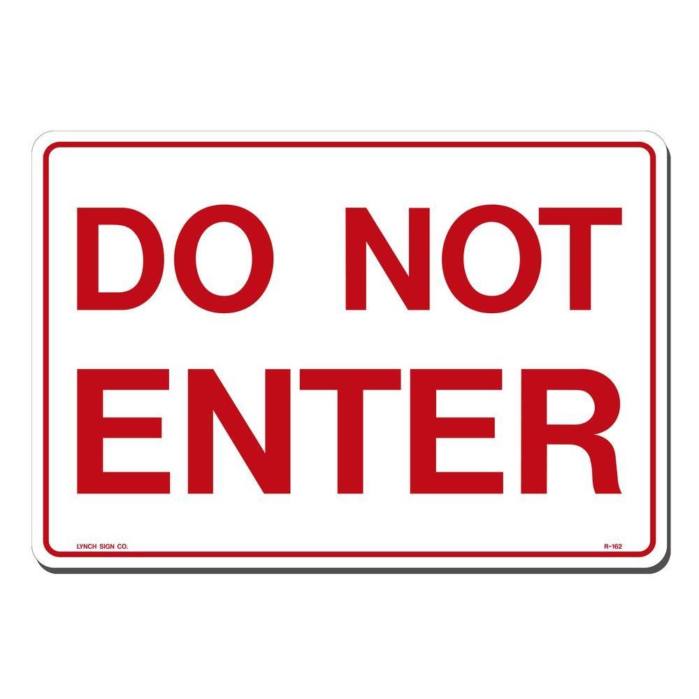 Please Do Not Enter Sign - ClipArt Best