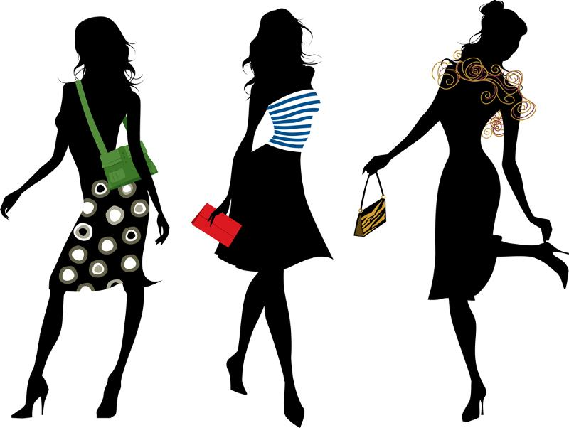 Clothing shop free clipart