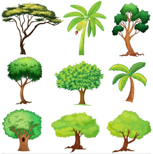 Graphic Trees Images - ClipArt Best