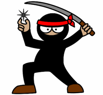 Ninja Cartoon Images - ClipArt Best