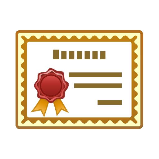 certificate clip art clipart best