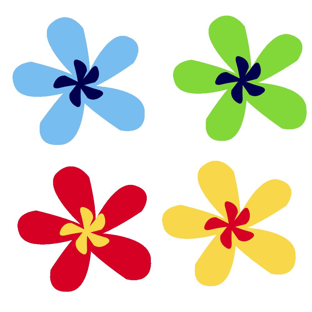 flower vector design png   clipart best