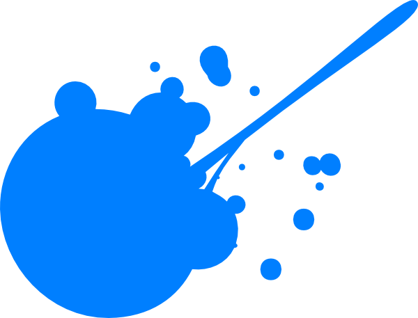 35 blue paint splash png free cliparts that you can download to you ...