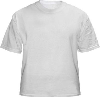 Plain white t shirt template clipart best for The best plain white t shirts