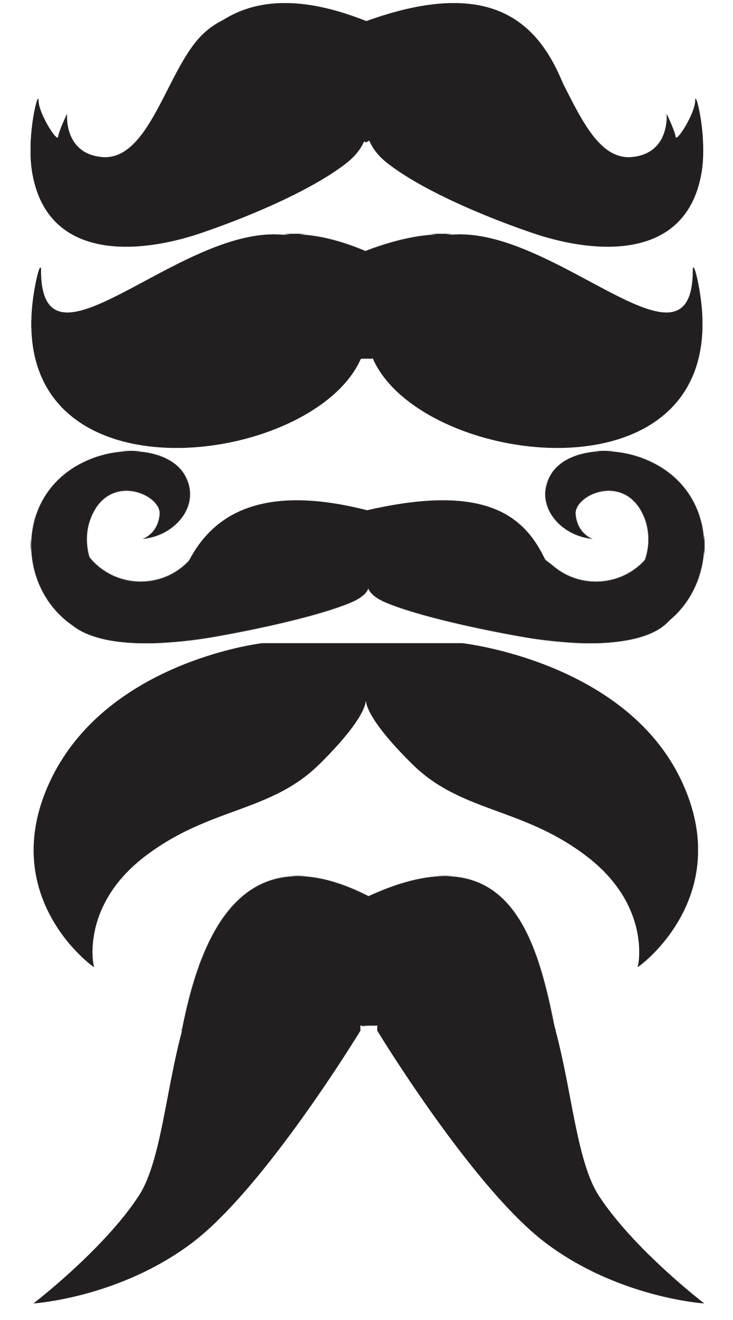 Photo booth mustache printables clipart best for Photo booth props template free download