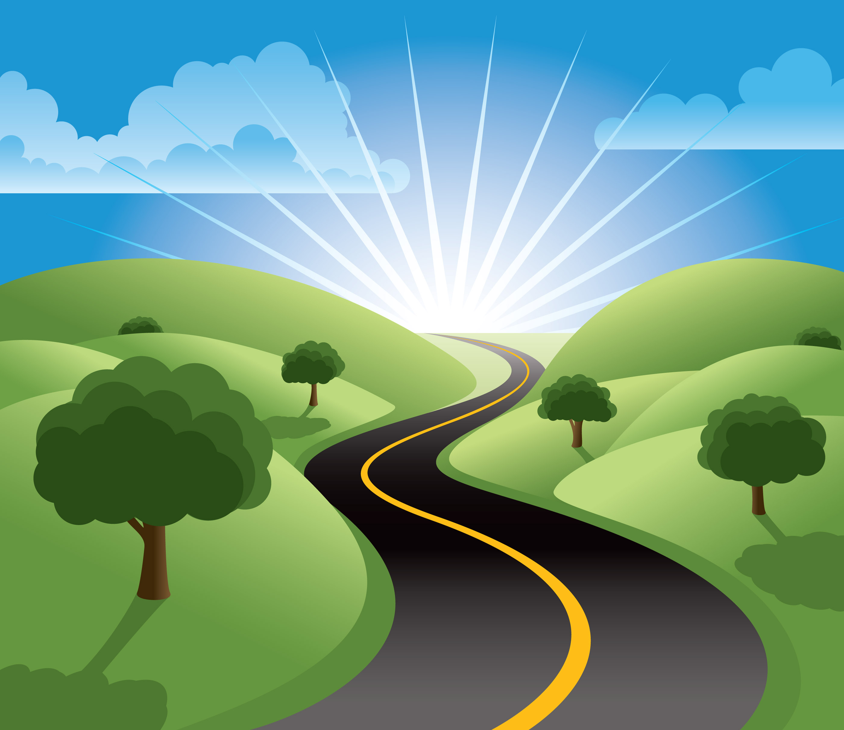 road background clip art -#main