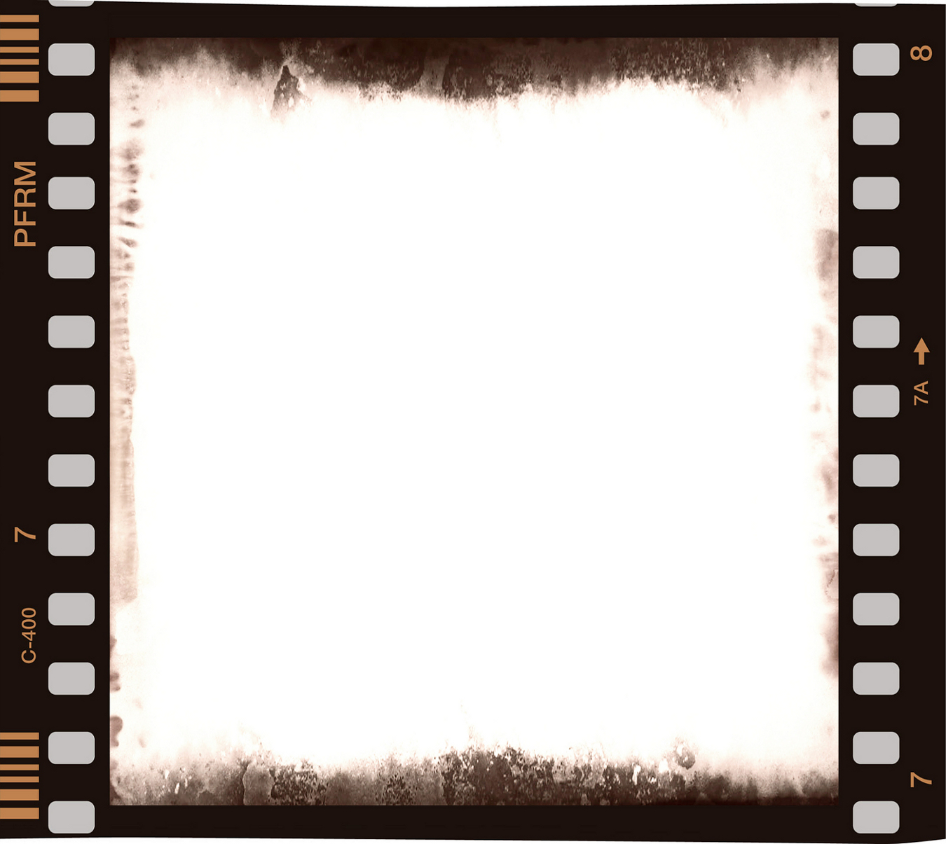 photo templates free - blank film strip template clipart best