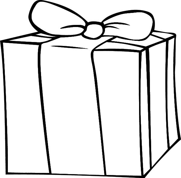 Birthday Gift Clipart
