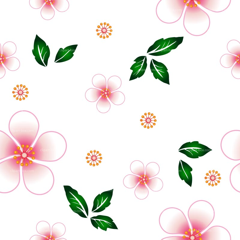 Background Images Flowers - ClipArt Best