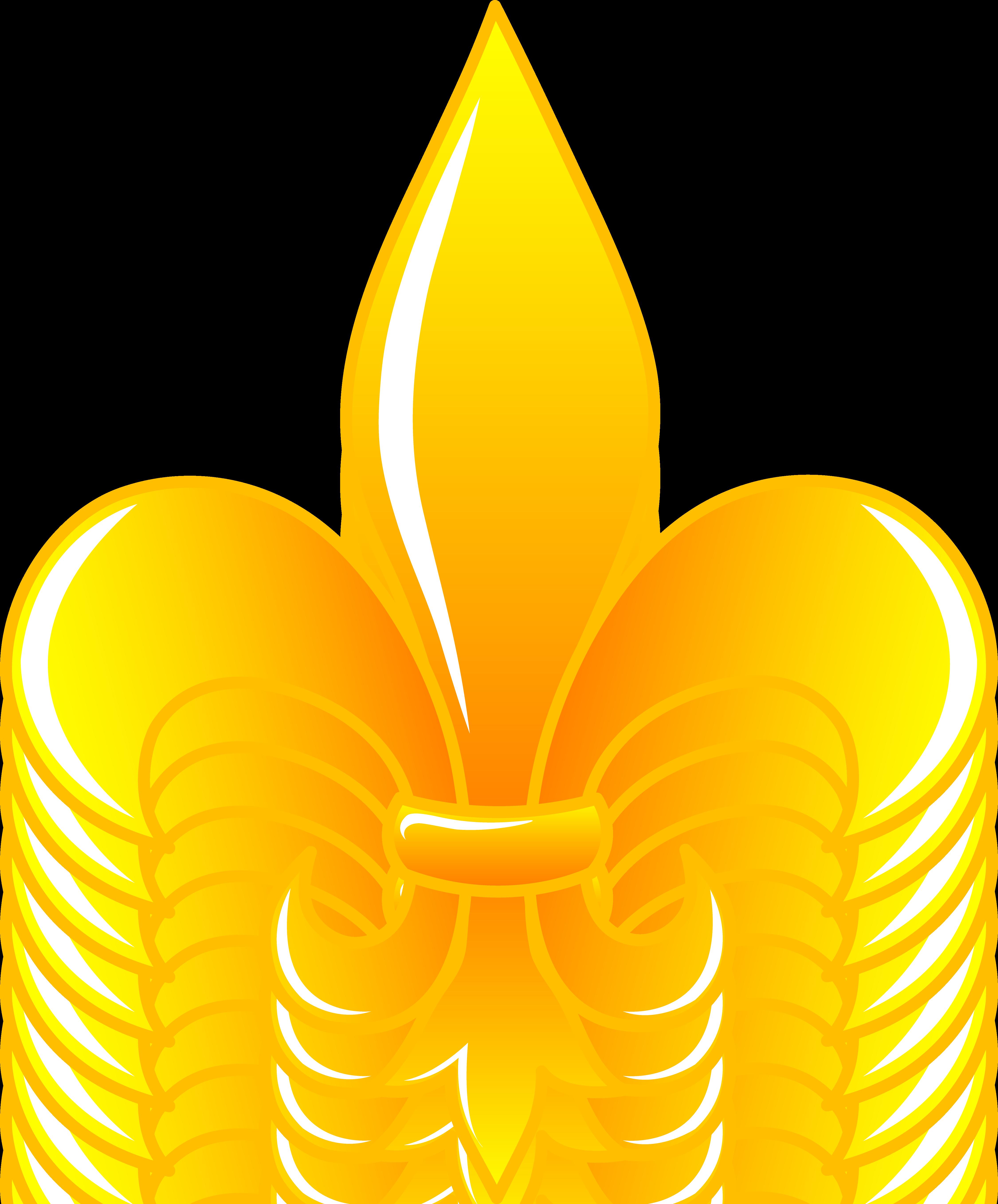 Fleur de lys transparent clipart best for Transparent top design