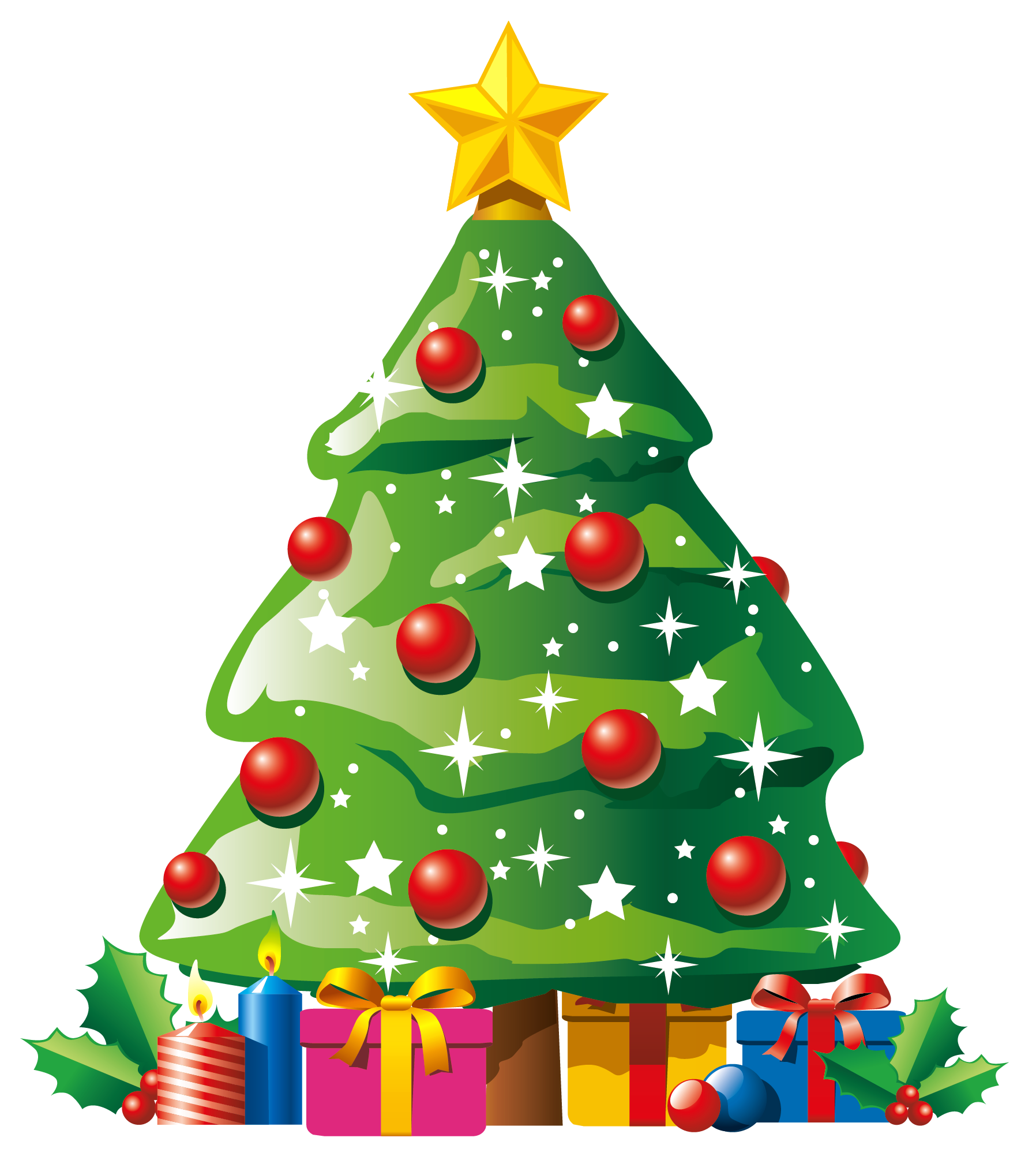 christmas tree images clip art clipart best