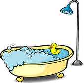 Bathroom Tub Clip Art House Pict