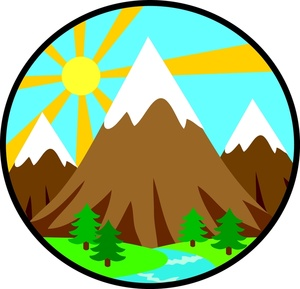 Mountain Clip Art Free Download - Free Clipart Images