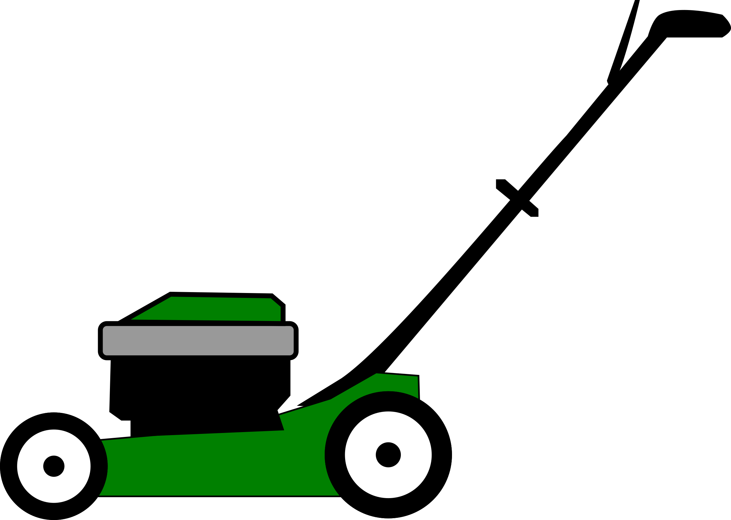 Lawn Mower Clipart - ClipArt Best