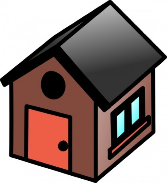 free vector clipart house - photo #25