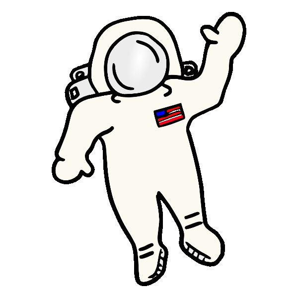 Astronaut Cut Out Printable - Pics about space