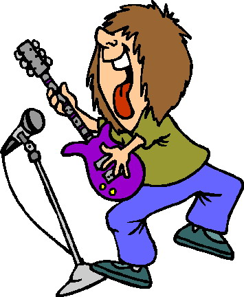 You Rock Animated Clip Art