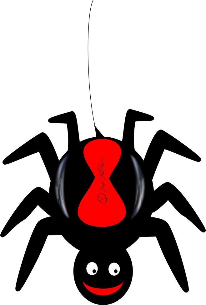 clipart spider - photo #14