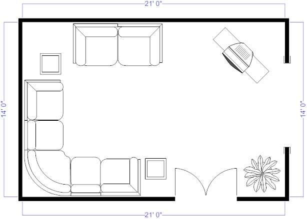 Room template clipart best for Room design layout templates