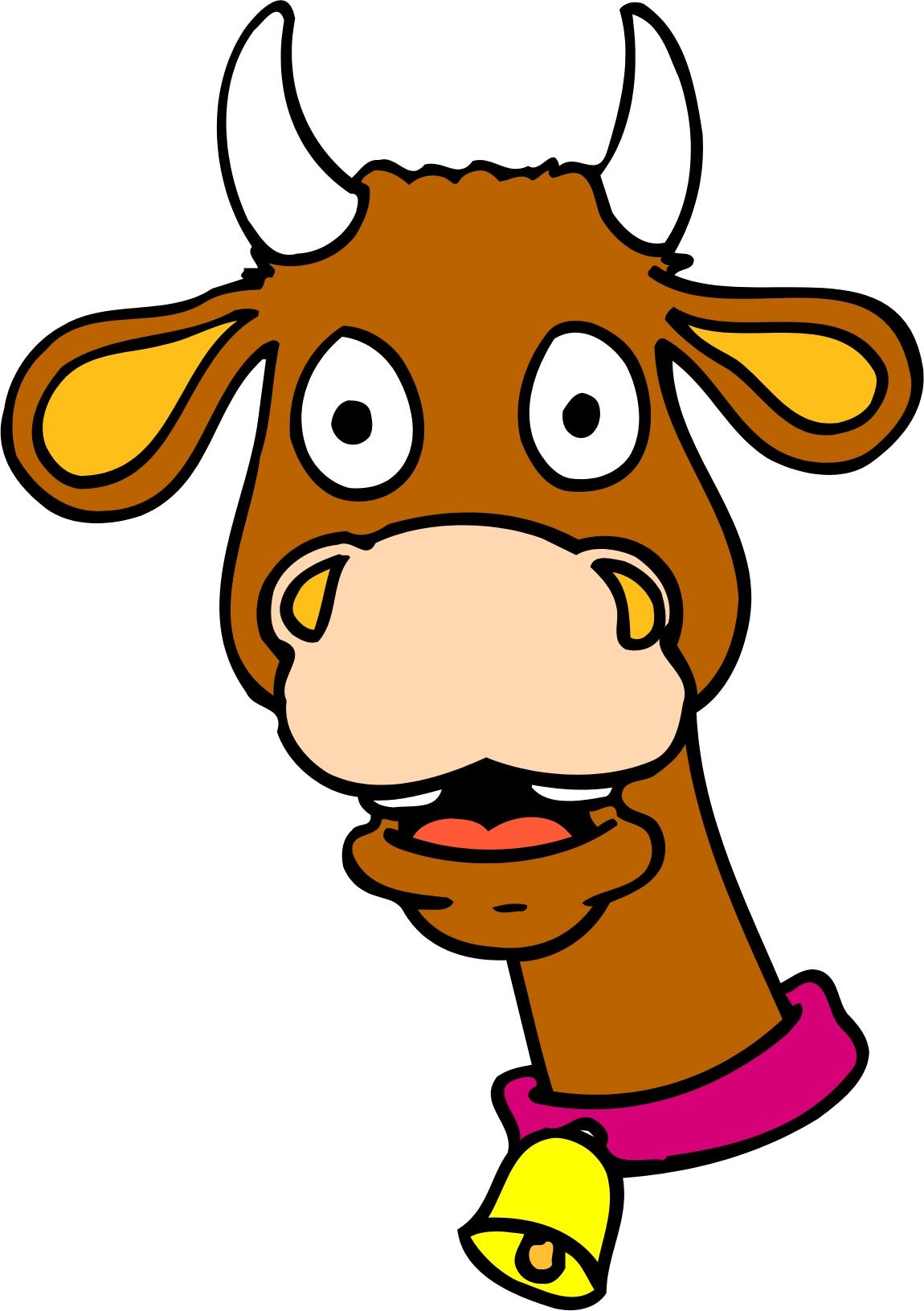 Cow Images Cartoon - ClipArt Best