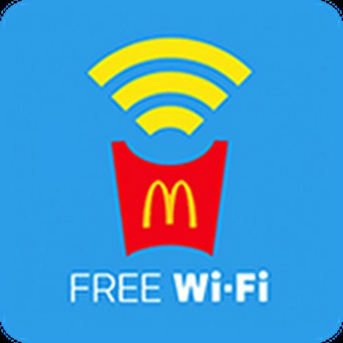 Mcdonalds Wifi Symbol Clipart Best