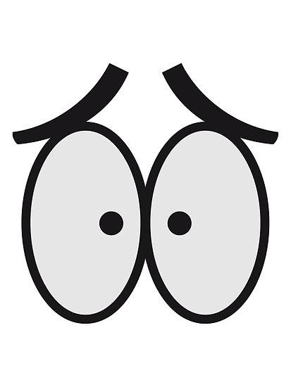 Sad Cartoon Eyes Clipart Best