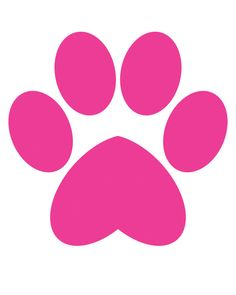 Cute Paw Print Clipart Best See more ideas about prints, paw print, paw. clipartbest