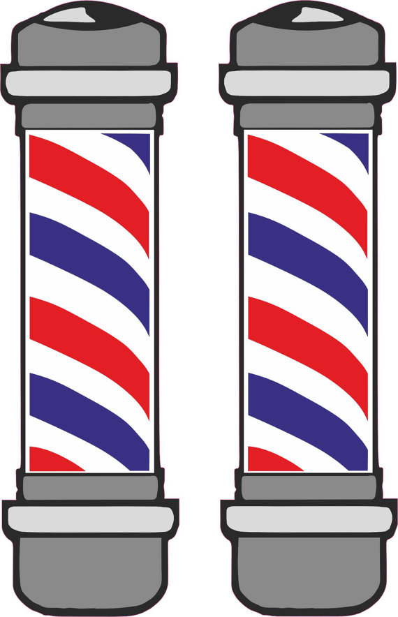 barber pole image   clipart best
