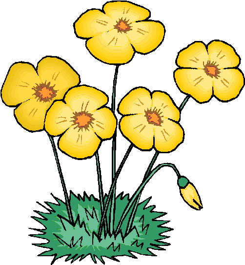 Flower Art Picture | Free Download Clip Art | Free Clip Art | on ...