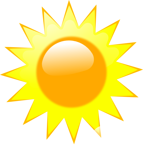 Sunny Clipart - ClipArt Best