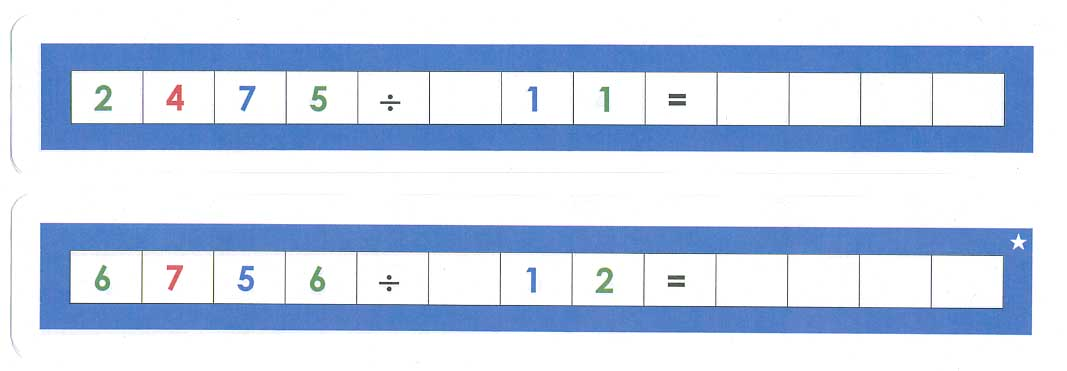 Free Printable Long Division Worksheets Without Remainders ...