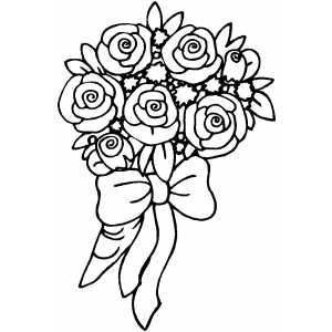 Many Flowers Free Coloring Sheets - ClipArt Best - ClipArt ...