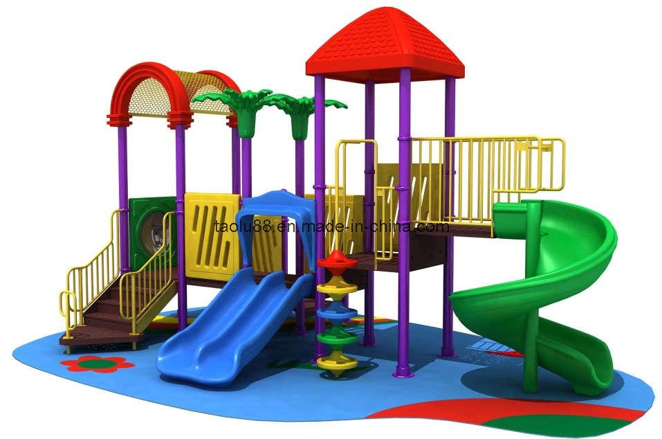 Kids/Children Outdoor Playground, Outdoor Playground Equipment (TL ...