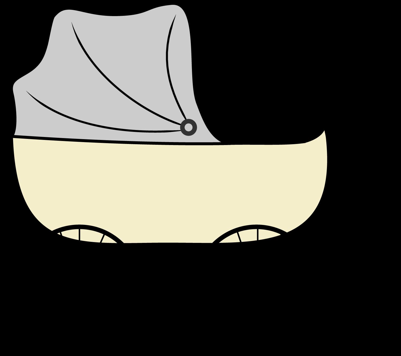 Baby Stroller Clip Art - ClipArt Best