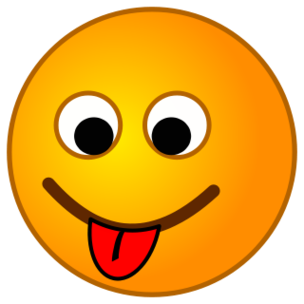 Smiley Face Sticking Out Tongue Clipart - Free to use Clip Art ...
