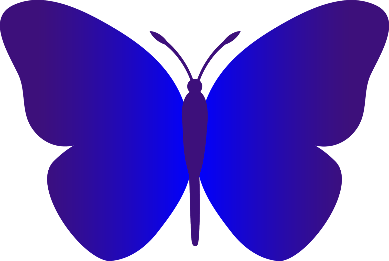 animated butterfly clipart free - photo #29