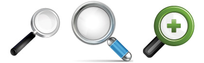 Magnifying Glass Icon - ClipArt Best