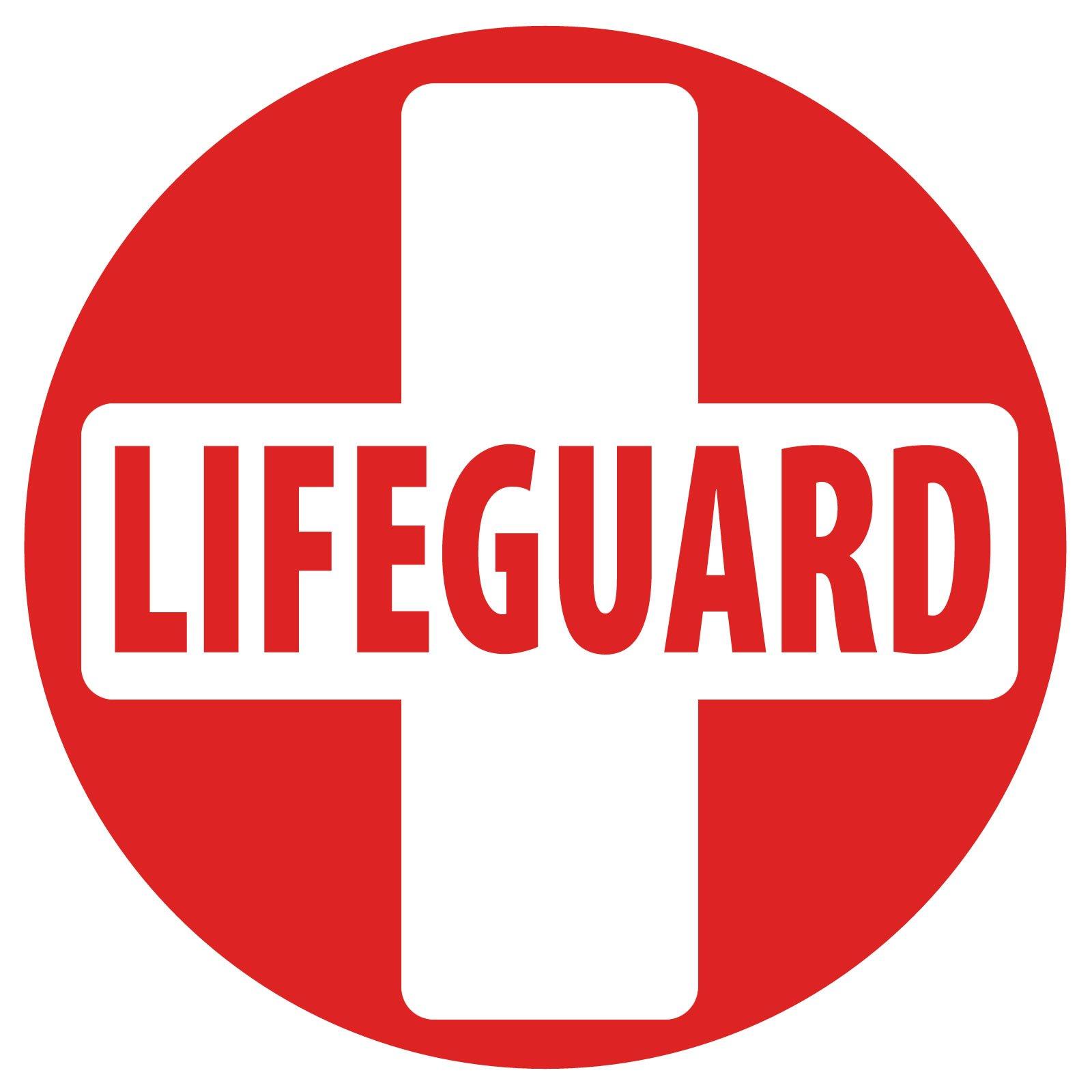 cartoon lifeguard clipart