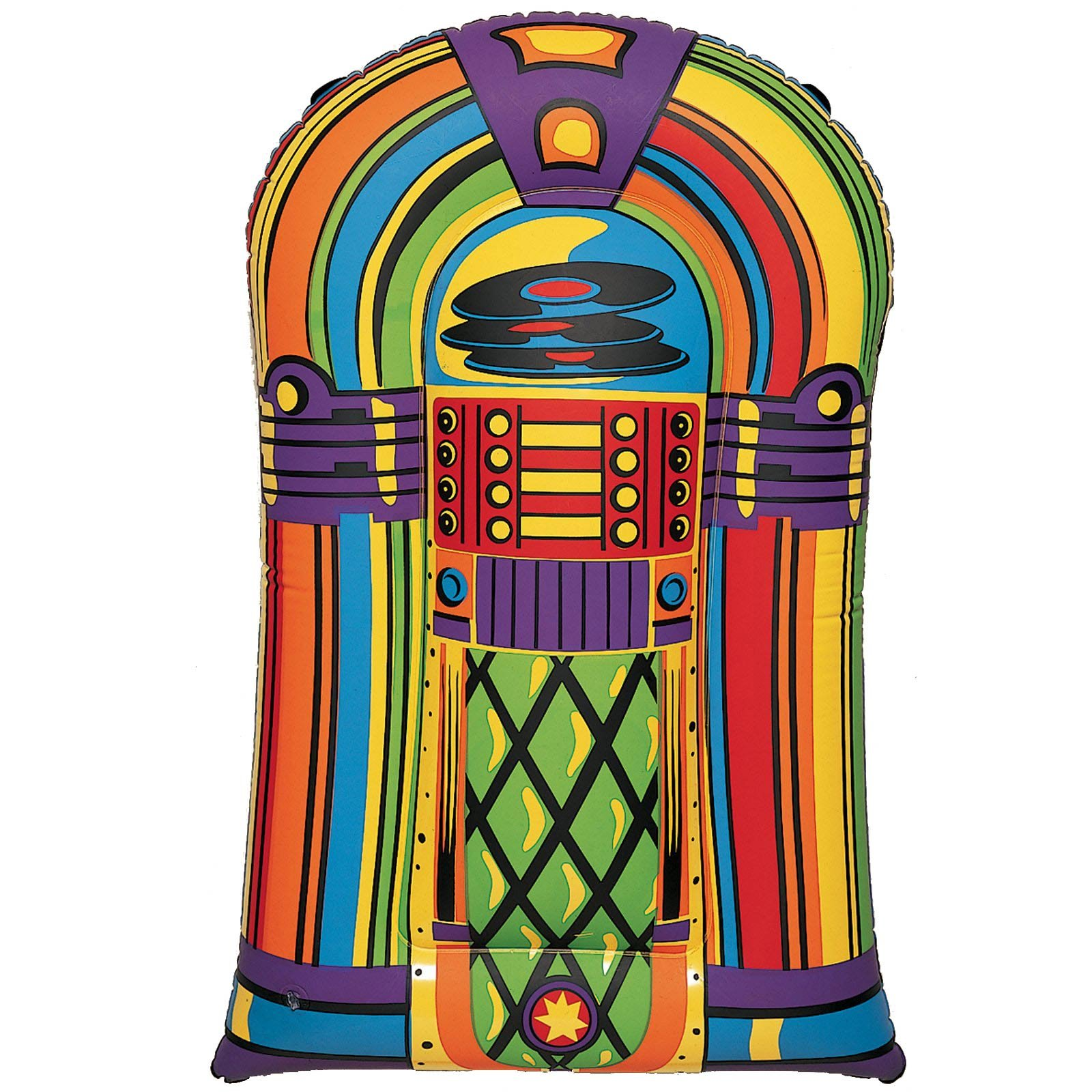 $13.46 Sock Hop Inflatable Jukebox at CostumesHut.