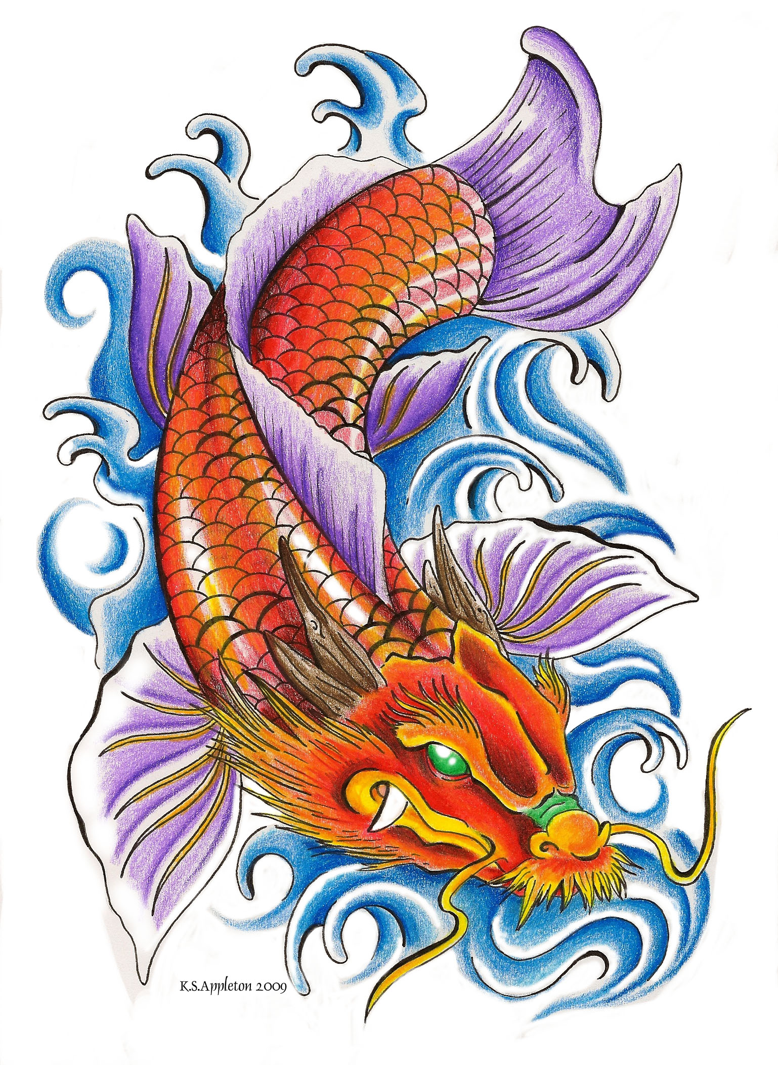 japanese dragon tattoo designs clipart best. Black Bedroom Furniture Sets. Home Design Ideas